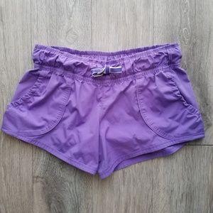 Lululemon Work It Out Short | Purple | Size 4